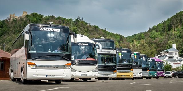 transport persoane europa